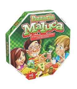 Jogo de Mesa Grow Pizzaria Maluca 6+ 01283