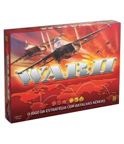 Jogo de Estratégia Grow War II 12+ 01780