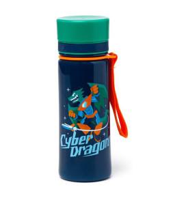 Garrafa de Plástico Puket Dragão Azul ABR19 - 050401754