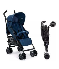Carrinho de Bebê Chicco London Up Blue Passion 0 a 15kg