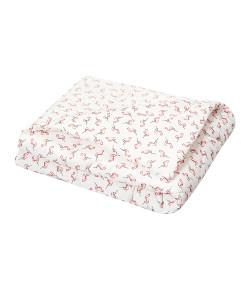 Edredom Batistela Baby Flamingo (1,47x1,00M) 1 Peça - 02032