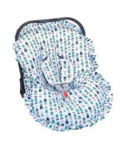 Capa Para Bebê Conforto Batistela Baby Coleção Dinossauro - 02063