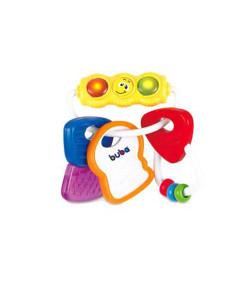 Chaveiro de Atividades Buba Colorido - 0226