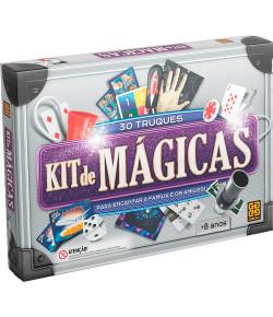 Kit de Mágicas Grow 30 Truques 8+