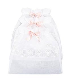 Saquinho Maternidade Batistela Baby Rosa - 02564