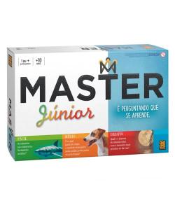 Jogo de Mesa Grow Master Junior 10+ 03748