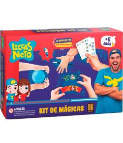 Kit de Mágicas Grow Luccas Neto 7+