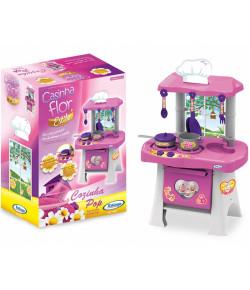 Cozinha Pop Infantil Xalingo Casinha Flor