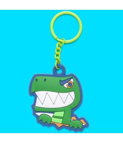 Chaveiro Puket Dino Mite Verde - 050401505