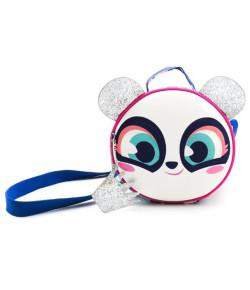 Lancheira Escolar Puket Panda Azul ABR19 - 050401705
