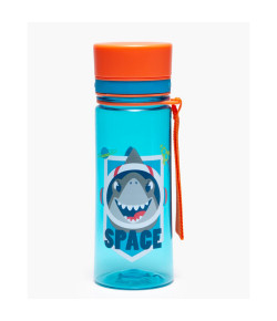 Garrafa Puket Tubarão Azul 400ml 050402451