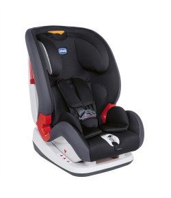 Cadeira Auto Chicco Youniverse Gr 1/2/3 (9 a 36kg) Jet Black