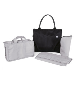 Bolsa Organizadora Easy Bag Chicco - Pure Black