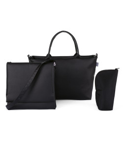 Mala Chicco Bag in Bag 2 em 1 - Pure Black