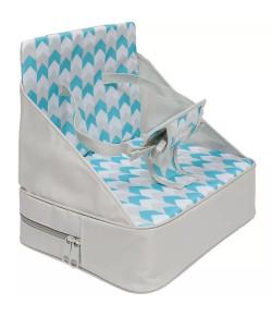 Cadeira de Alimentação Portátil Buba Azul Turquesa - 08562