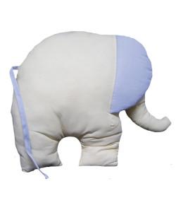 Almofada Batistela Baby Formato de Elefante Amarelo - 10005