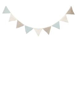 Bandeirinha Decorativa Batistela Baby Verde Malva - 10002