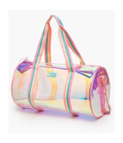 Bolsa Color Block Puket Holográfica Furta Cor V21 100400333
