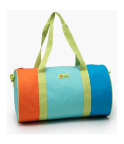 Bolsa Color Block Puket Boys Verde V21 100400335