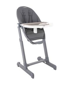 Cadeira de Refeição Lenox Kiddo Enjoy Grafite - 1037GR