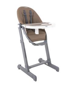 Cadeira de Refeição Lenox Kiddo Enjoy Marrom - 1037MR