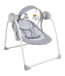 Cadeira de Descanso Mimo Lenox Kiddo Cinza - 1042CZS