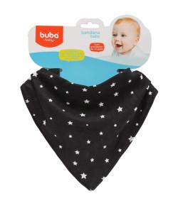 Bandana Baby Estrelinhas - BUBA