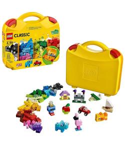 Blocos de Montar Lego Classic Maleta da Criatividade 4+