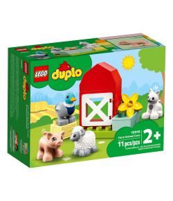 Lego Duplo Cuidando dos Animais da Fazenda 2+ 10949