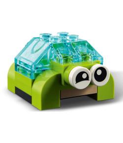 Lego Classic Blocos Transparentes Criativos 4+ 11013