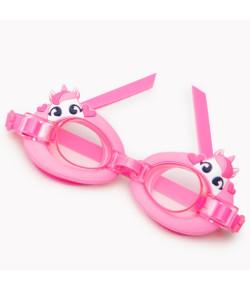 Oculos de Natação Unicornio Puket Rosa V21 110400616