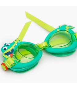 Oculos de Natação Jacaré Puket Verde V21 110400619