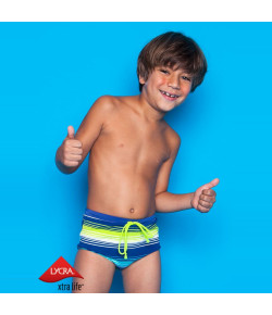 Sunga Teen Puket Listras Azul Marinho DEZ18 - 110500262