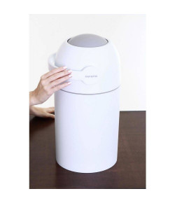 Lixo Mágico Kababy Anti-Odor Branco - 11200B