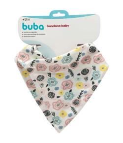 Bandana Baby Flores - BUBA