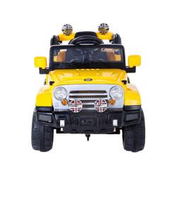 Carro de Controle Remoto Belfix Jipe Trilha Amarelo
