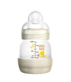 Mamadeira Mam First Bottle 130ml Bege - 4651