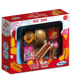 Conjunto Hot Dog Xalingo Mini Chef