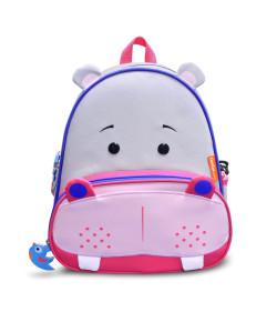 Mochila Infantil Let's Go Comtac Hipopótamo Frida 3+ - 4161