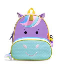 Mochila Infantil Let´s Go Comtac Unicórnio Violet 3+ - 4163