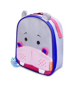 Lancheira Térmica Infantil Let´s Go Comtac Hipopótamo Frida 3+ - 4162