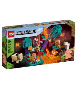 Lego Minecraft a Floresta Deformada 8+ 21168