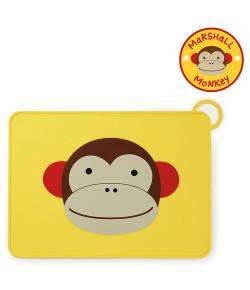 Jogo Americano Skip Hop Macaco Zoo Amarelo - A-24-004