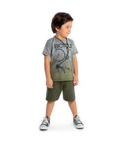 Conjunto Infantil Masculino Angerô
