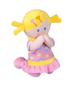 Pelúcia Menina Que Reza Buba Baby - 3127