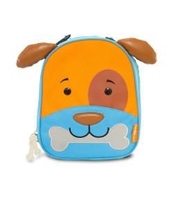 Lancheira Térmica Infantil Let´s Go Comtac Cachorro Dylan 3+ - 4044