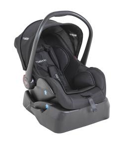 Bebê Conforto Lenox Kiddo Casulo Click Para Carrinho Galaxy + Base Preto (415+5153)