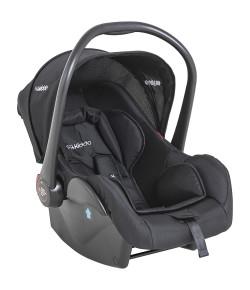 Bebê Conforto Casulo Click Para Carrinho Galaxy Preto Kiddo - 415GPP