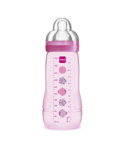 MAMADEIRA MAM 330ML EASY ACTIVE FASHION BOTTLE GIRLS