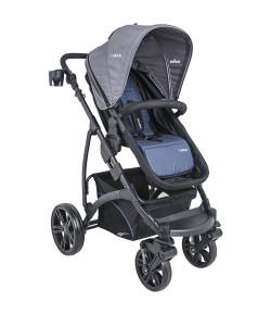 Carrinho de Bebê Explorer Lenox Kiddo Azul - 5219AAZ